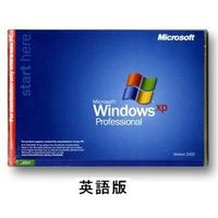 【中古】 Windows XP Professional SP2  英語版 OEM版