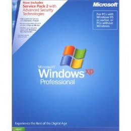 【中古】 Windows XP Professional SP2  英語版 通常版