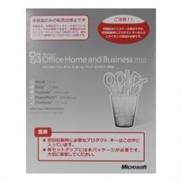 【新品】Office 2010 Home & Business OEM