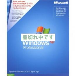 【新品】 Windows XP Professional SP2  英語版 通常版
